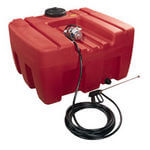 Selecta 400 and 800 litre 12 volt and motorised