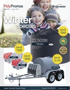 Download the Winter 2021 Polymaster Poly Promos