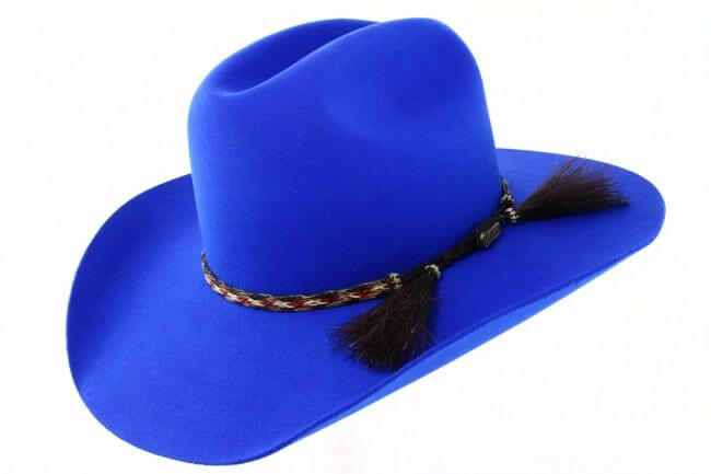 Akubra Rough Rider 751   Electric Blue