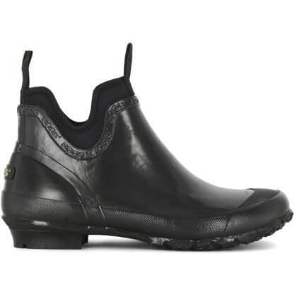 Bogs Harper Black rubber  71298