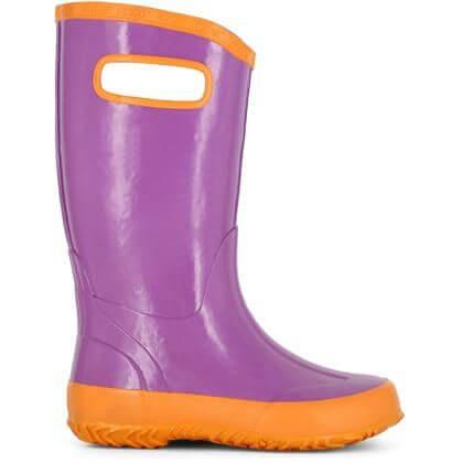 Bogs Kids Rainboot purple  71327