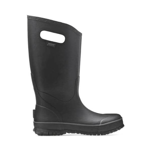 Bogs Menand39s Rainboot Black