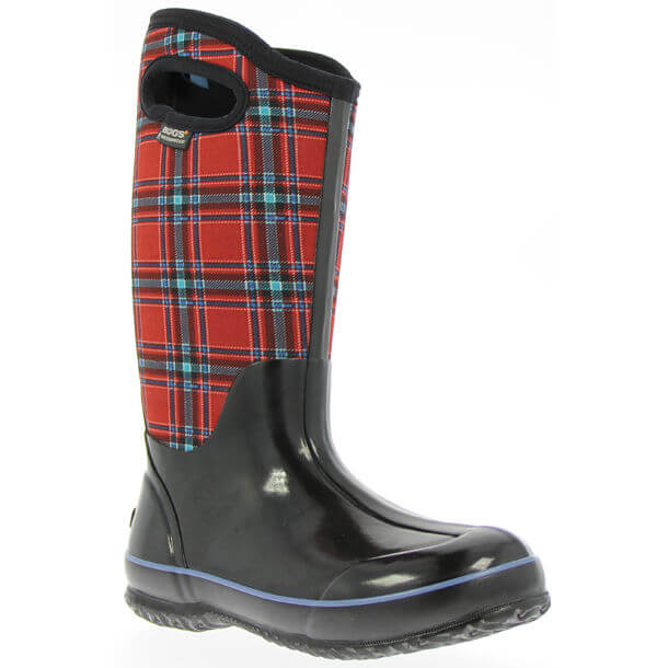 Bogs Winter Plaid Tall