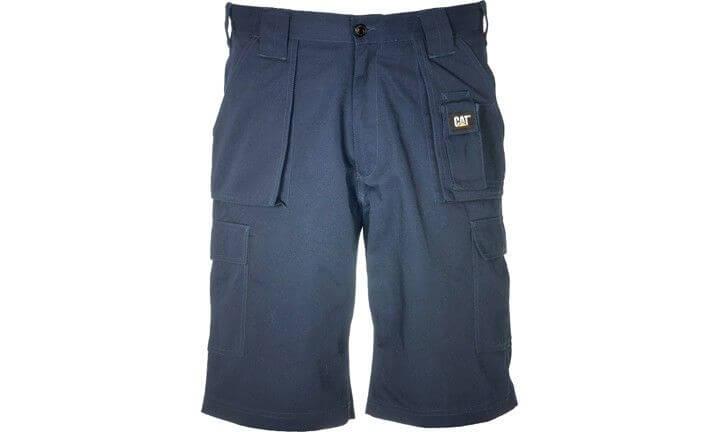 CAT Cargo Shorts Navy