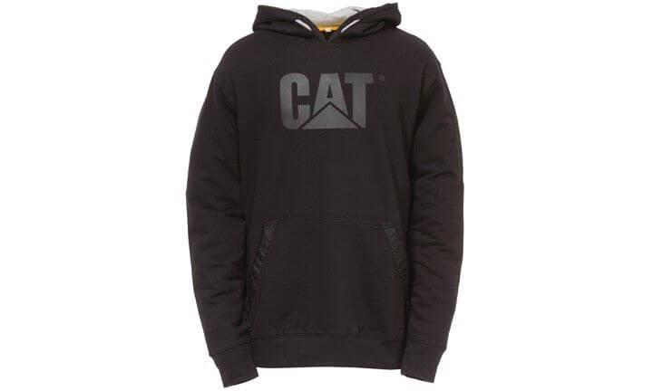 CAT Hooded lightweight sweatshirt