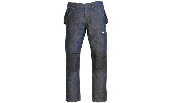CAT Jeans Work Rinsed Denim
