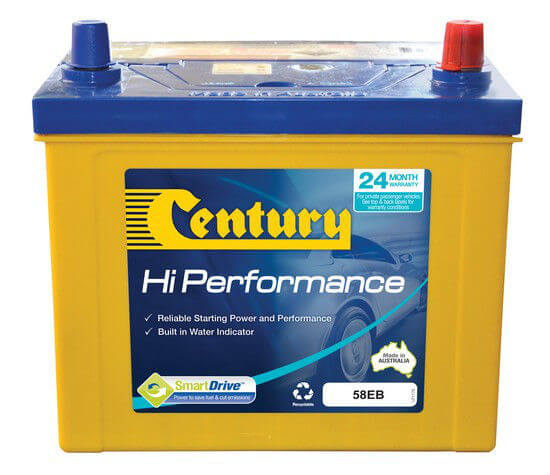 Century Battery 58EB