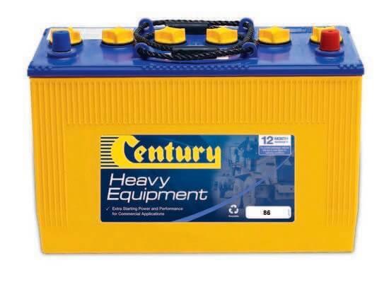 Century Battery 86