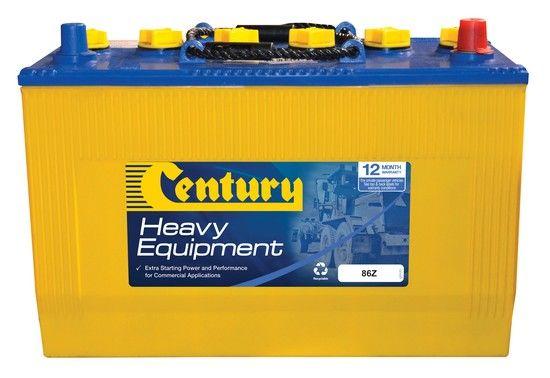 Century Battery 86Z