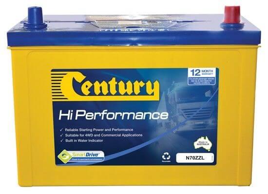 Century Battery N70ZZL