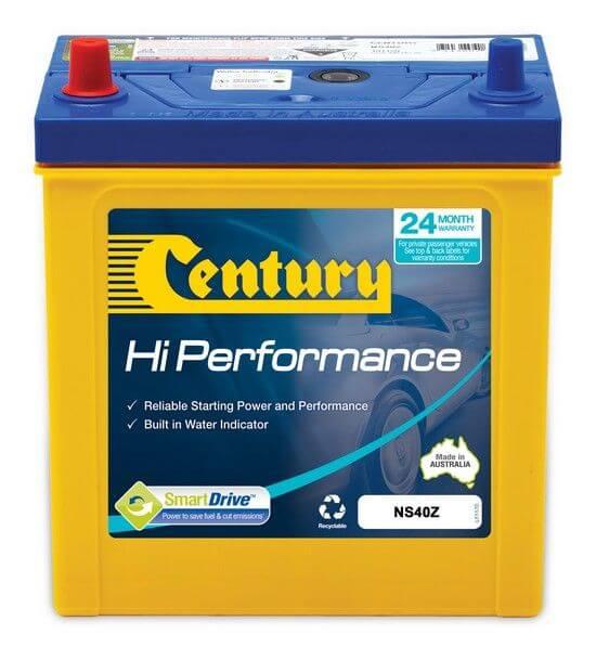 Century Battery NS40Z