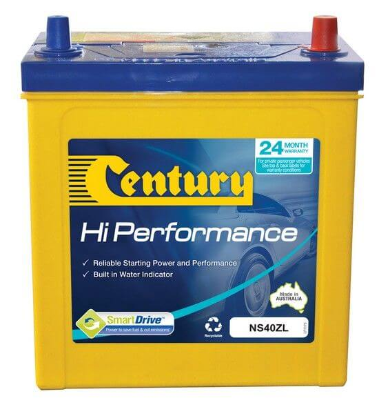 Century Battery NS40ZL
