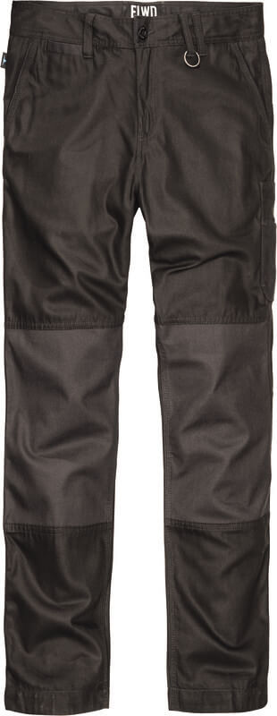ELWD mens basic pant black