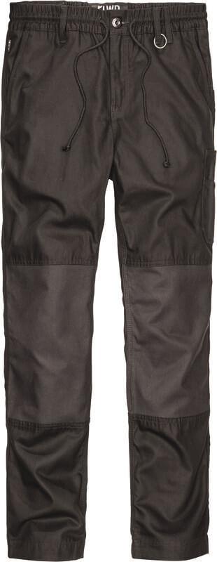 ELWD mens elastic pant black