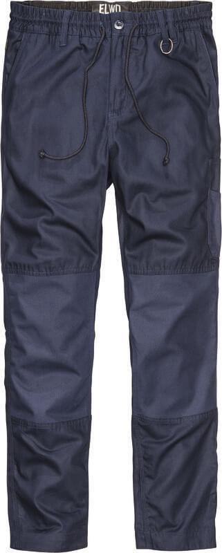 ELWD mens elastic pant navy