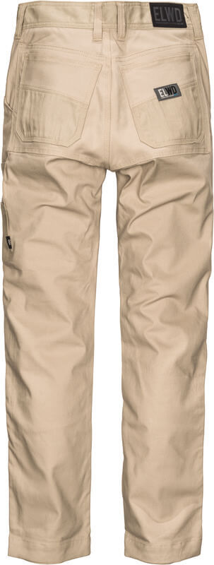 ELWD womens basic pant light stone