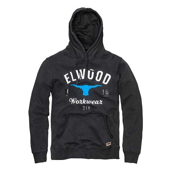 Elwd Original Pullover Hoodie Black
