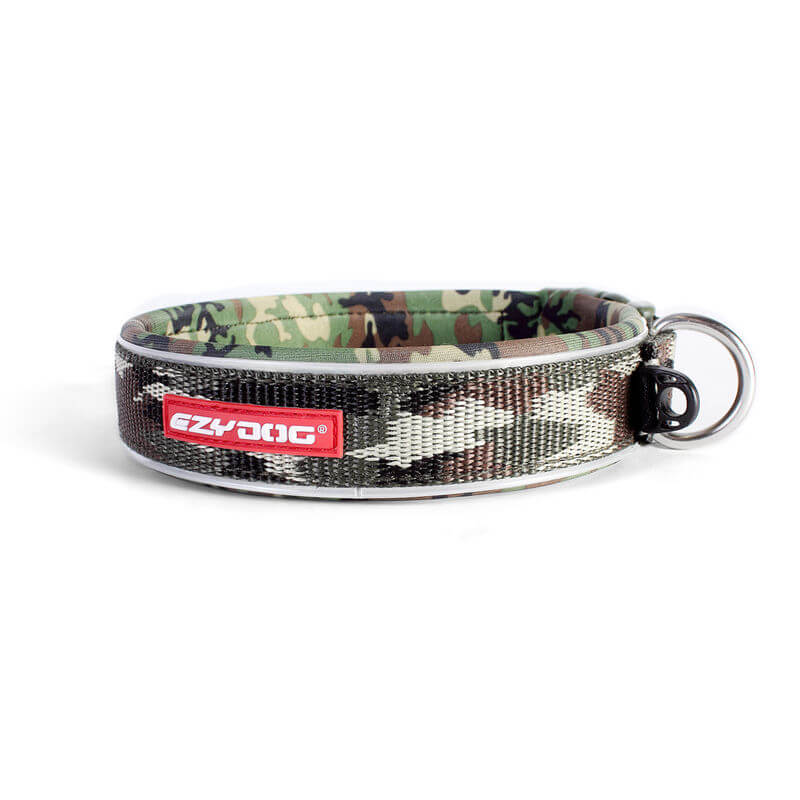 Ezy Dog Collar  Camo Medium