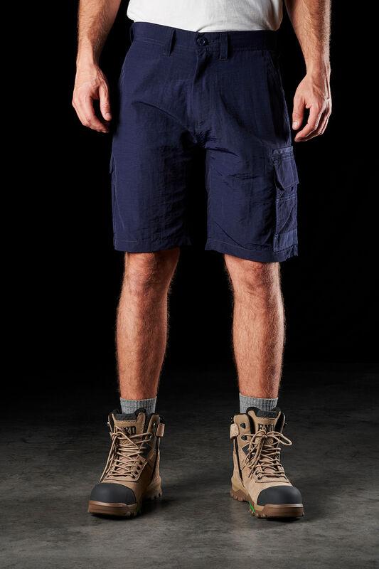 FXD Lightweight Shorts   Navy