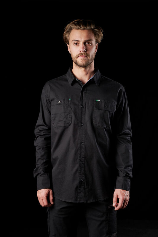 FXD Long Sleeve black shirt