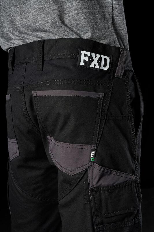 FXD Premium Shorts WS 1 Black
