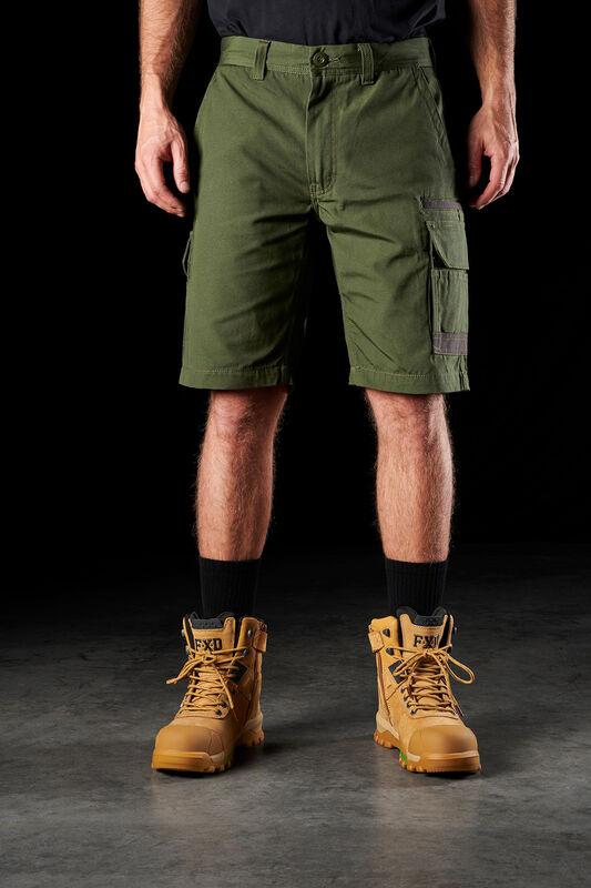 FXD Premium Shorts WS 1 Green