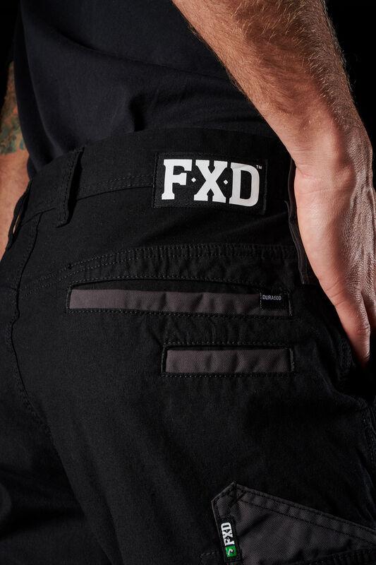 FXD Premium pants WP 3 black
