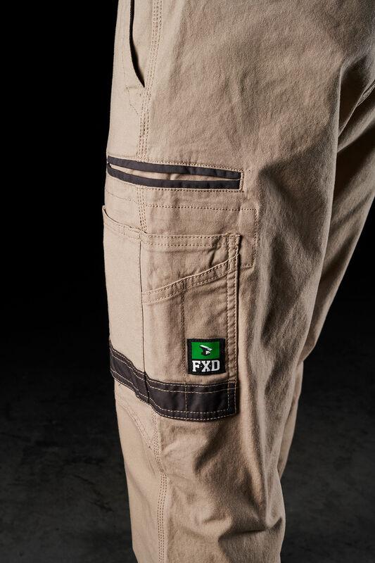 FXD premium pant WP 4 Khaki