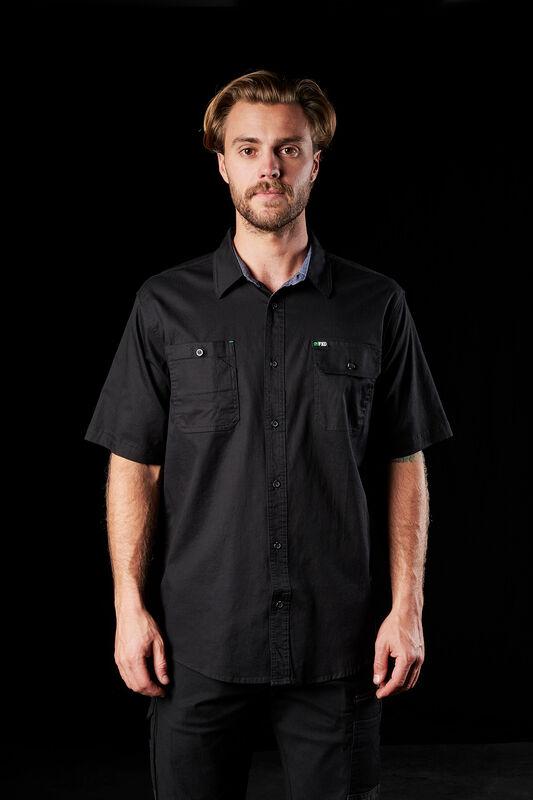FXD short sleeve black shirt