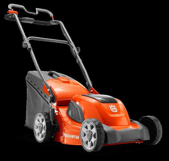 Husqvarna lawn mower LC141Li battery series