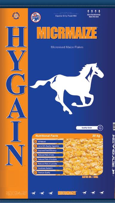 Hygain Micrmaize 20kg