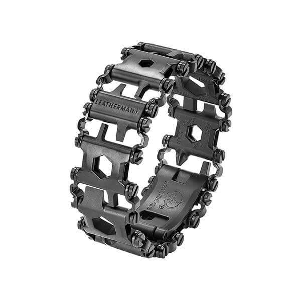 Leatherman Tread  Wearable multitool  Black