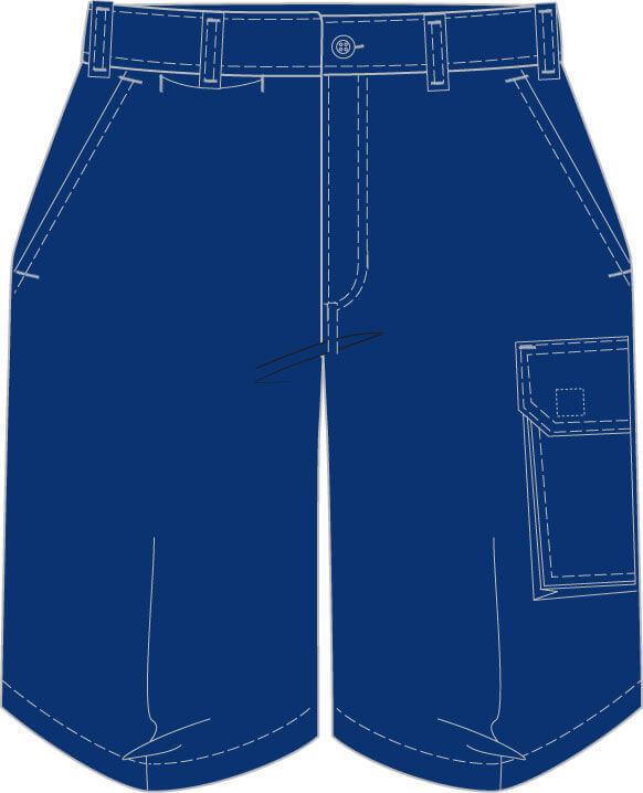 NCC WorkCraft  Shorts Navy
