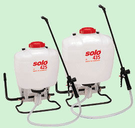 Solo Profession Backpack Sprayer