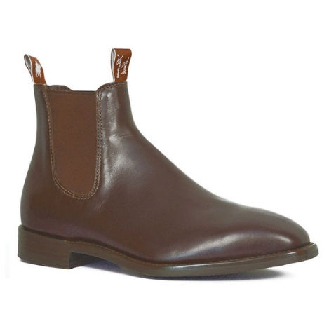 Thomas Cook Boots   Mens Trentham   Chestnut