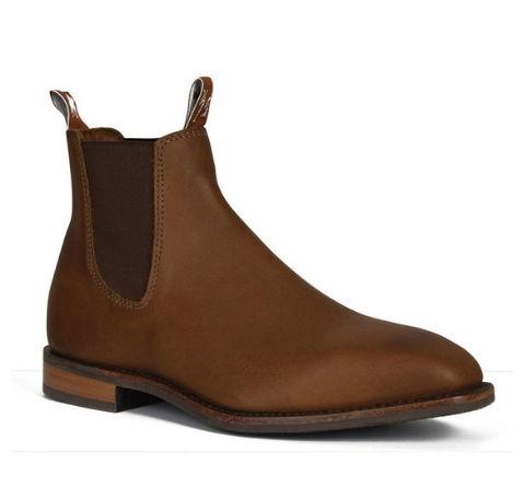 Thomas Cook Boots   Mens Trentham   Light Tan