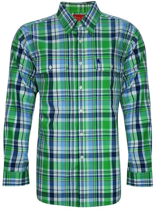 Thomas Cook Menand39s Luke Check Shirt