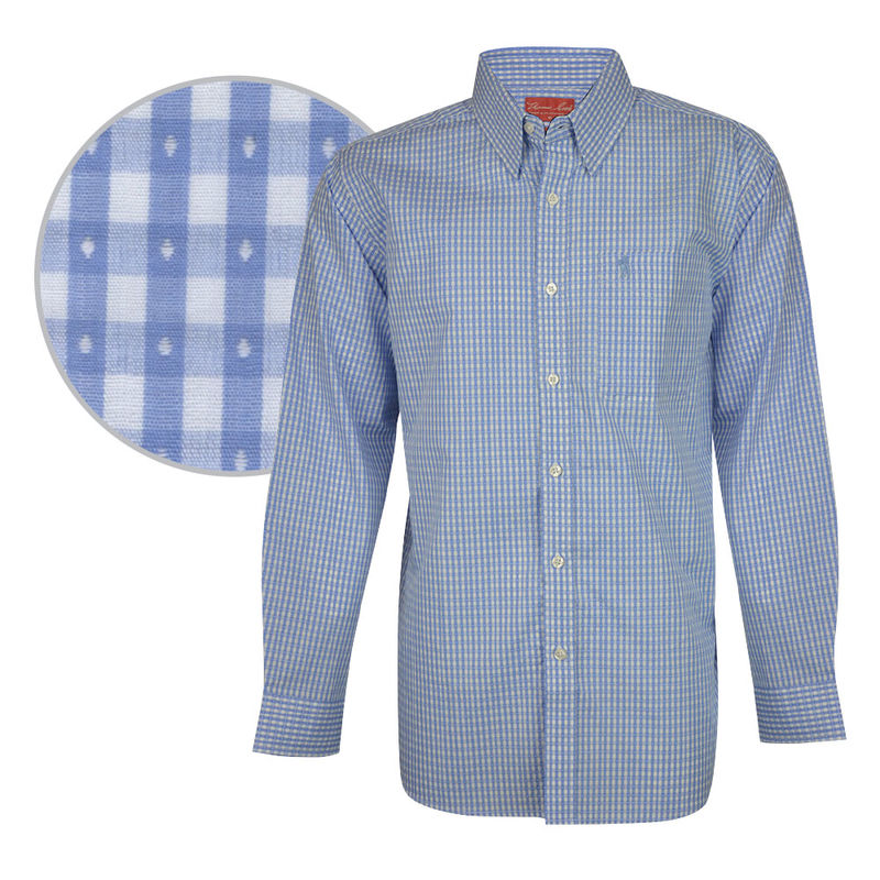 Thomas Cook Menand39s Ric Check Shirt