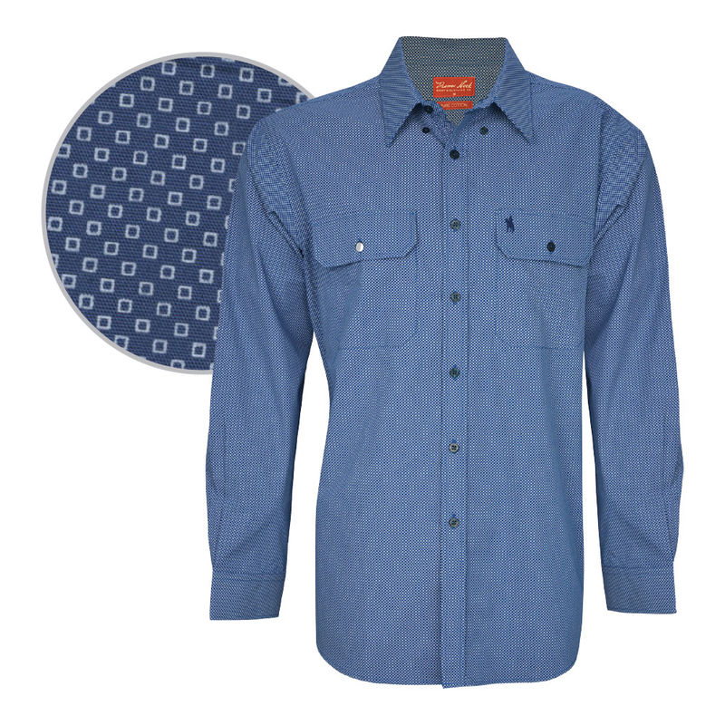 Thomas Cook Menand39s Tom Print Shirt