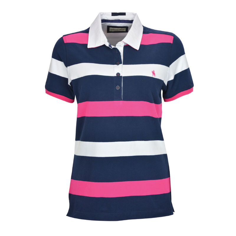 Thomas Cook Womenand39s Jen Stripe Polo
