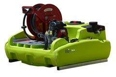 OnDeck 300L - UTV Fire Fighting Unit with Honda GX50 and 210L/min Pump by TTi