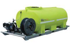 TTi AquaPath 2000L | Slip-On Water Carts with Honda GX200 and Davey Pump