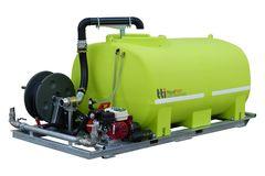 TTi AquaPath 2400L | Slip-On Water Carts with Honda GX200 and Davey Pump