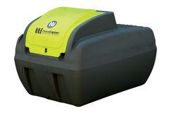 DieselCaptain 400L - Diesel Refuelling Unit with 60L/min Pump by TTi