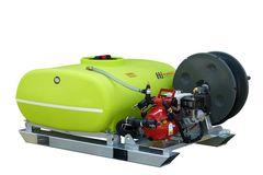 FireAttack Deluxe 500L - Slip-On Fire Fighting Unit with Honda & Davey Pump