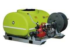 FireAttack Deluxe 600L - Slip-On Fire Fighting Unit with Honda & Davey Pump