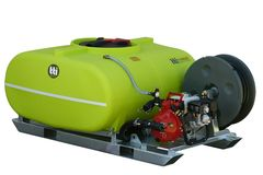 1 TTi - FireAttack Deluxe 800L Fully Drainable with Honda & Davey Pump