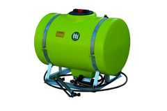TTi Silage applicator kit with 200 litre spray tank, double nozzle silage boom,