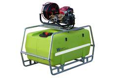 TTi TopCrop 400L with 22L/min Pump | Slip-On Field Sprayer (Short)
