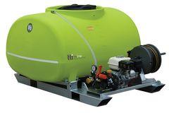TopCrop 600L - Field Sprayer with 22L/min Pump by TTi